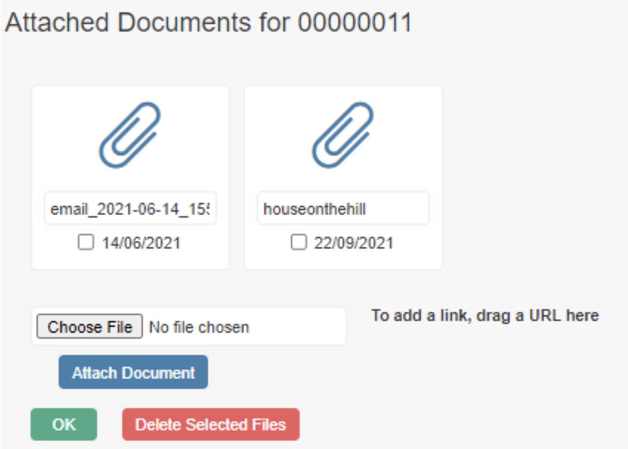 link files