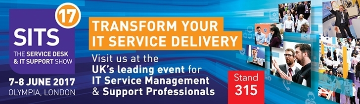 Service Desk IT Support show 2017