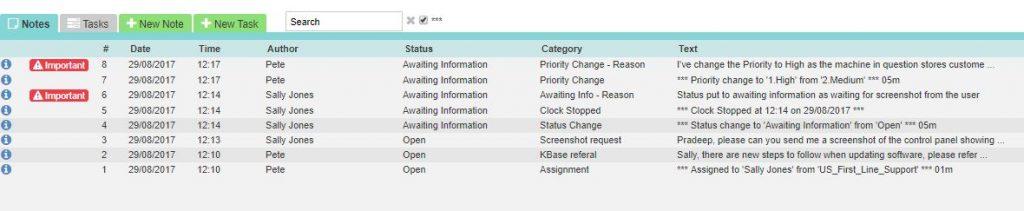 helpdesk audit trail software