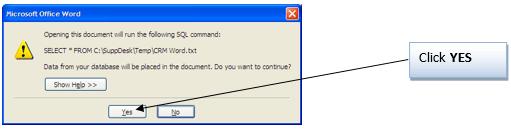 document formatting