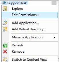 edit permissions