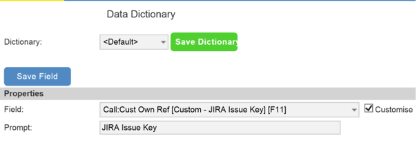 jira issue key