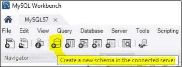 mysql new schema