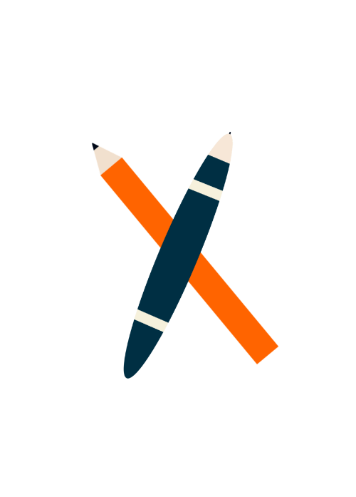 design pen pencil